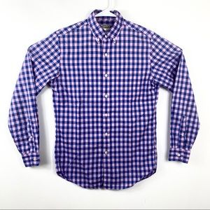 J.CREW Men's Slim Fit Lightweight Shirt Button Up